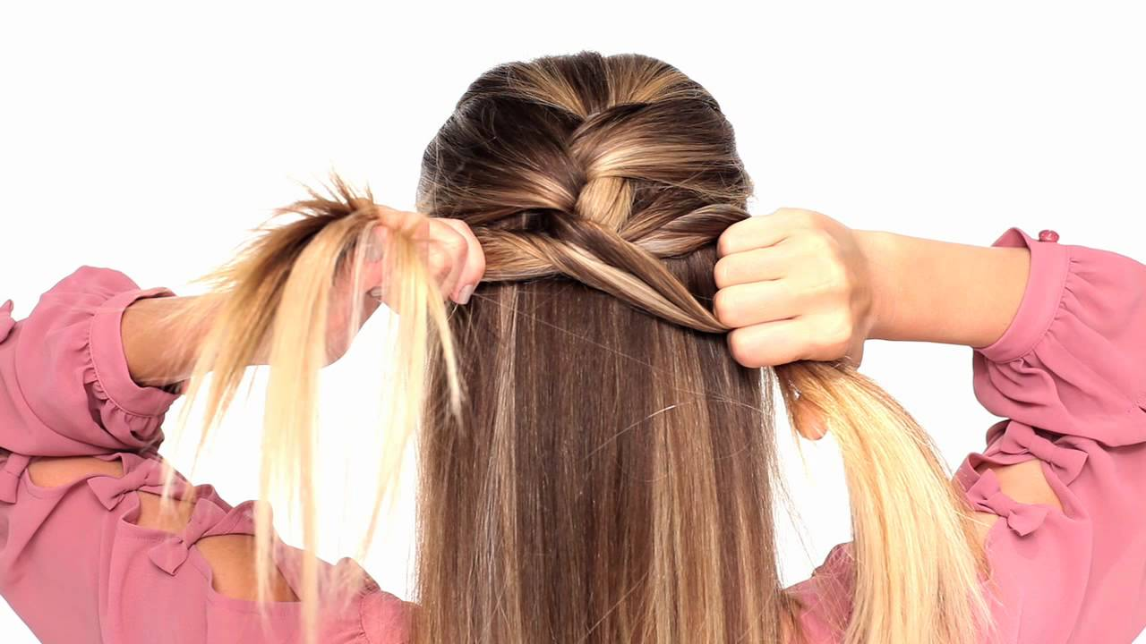 Some great hairstyle youtube channels megan sort of helps braid ccuart Choice Image